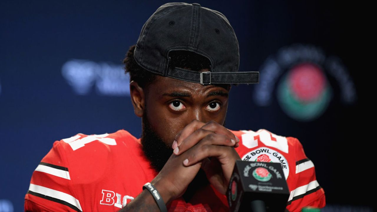 Parris Campbell (Ohio State) - Bildquelle: 2019 Getty Images