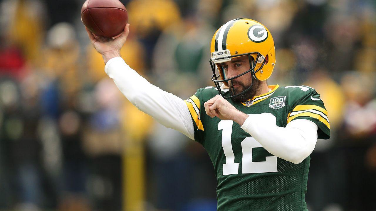 3 - Green Bay Packers - Bildquelle: 2018 Getty Images