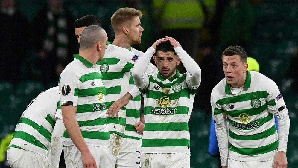 Celtic Glasgow verliert im Pokal gegen die Rangers - Bildquelle: AFPSIDANDY BUCHANAN