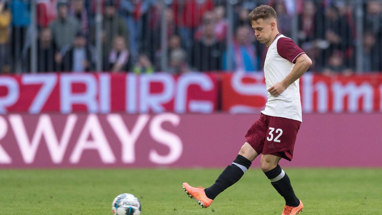 Platz 17: Joshua Kimmich (FC Bayern) - Bildquelle: imago images/Passion2Press