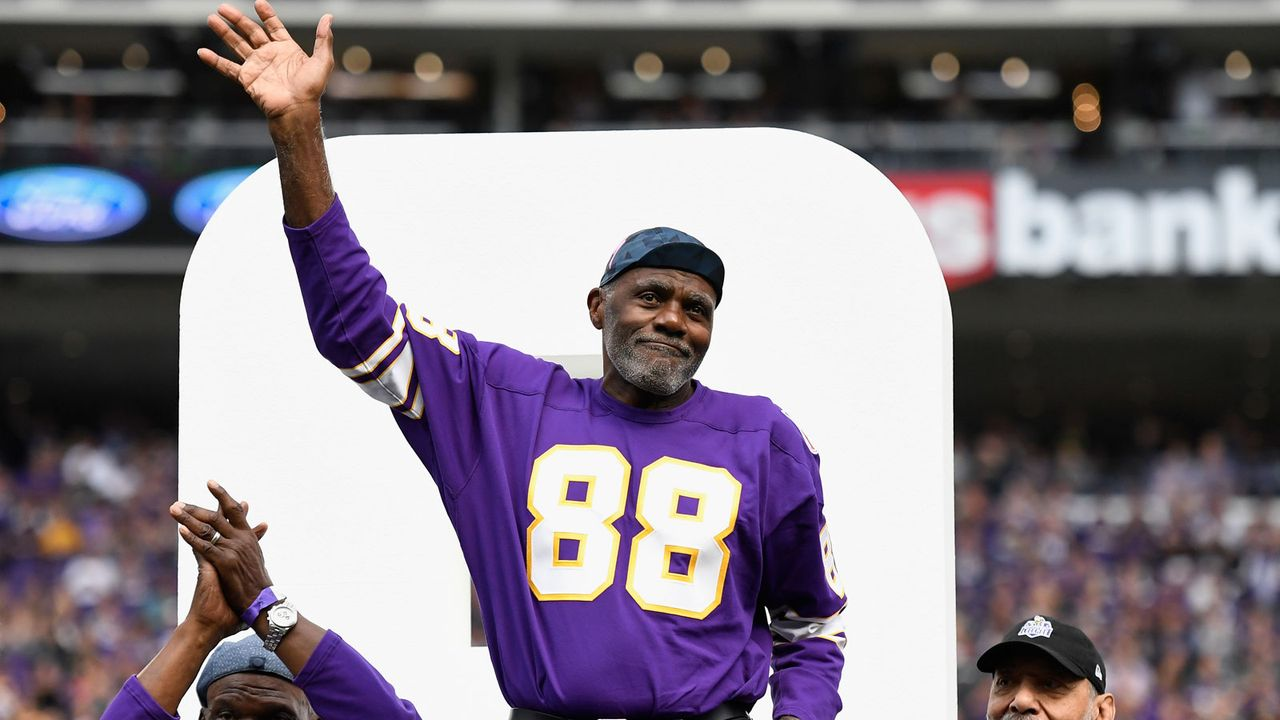 Platz 6: Alan Page - Bildquelle: Getty