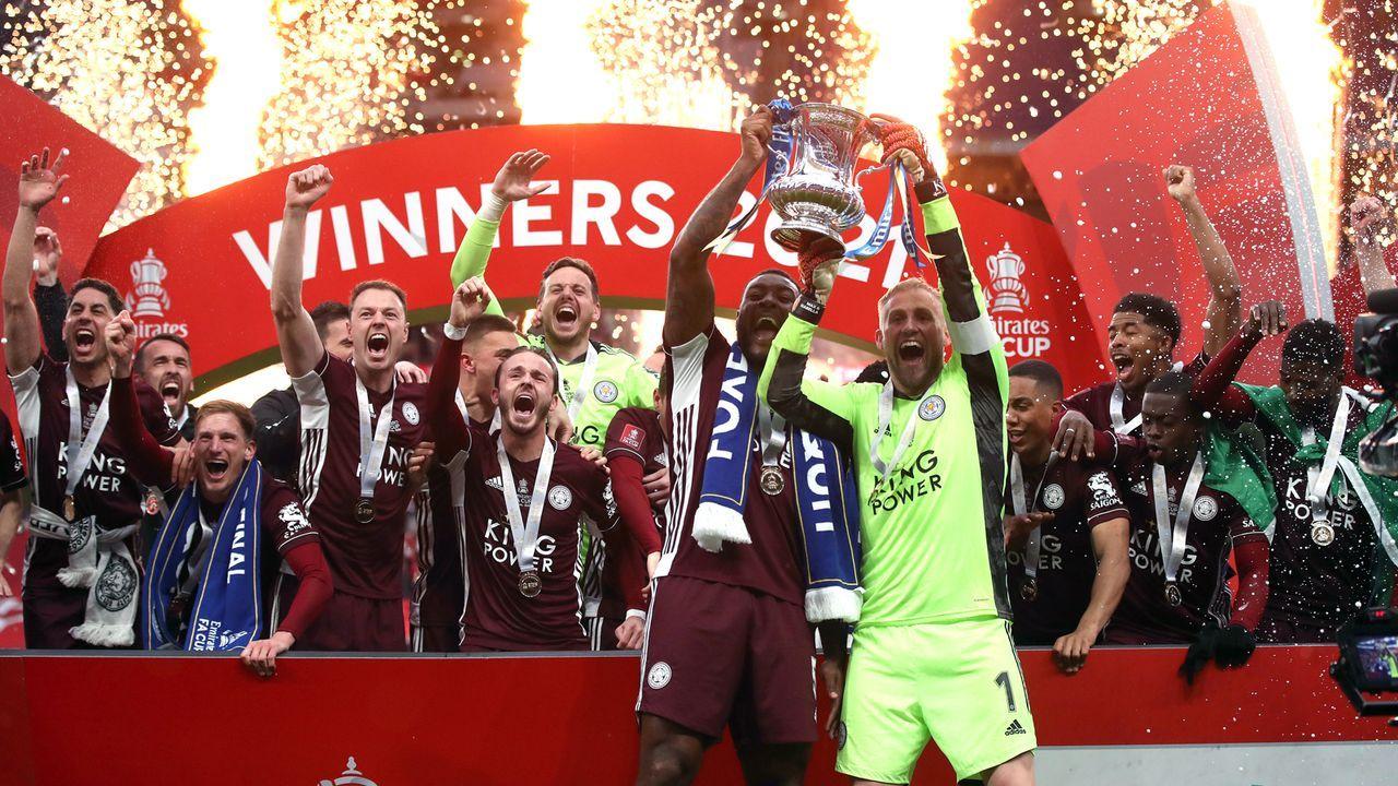 Erster FA-Cup-Sieg für Leicester - Bildquelle: 2021 Getty Images