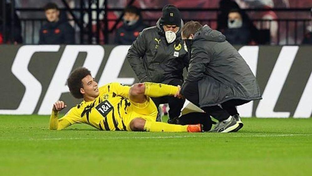 Axel Witsel fällt wegen einem Achillessehnenriss aus - Bildquelle: FIROFIROSID