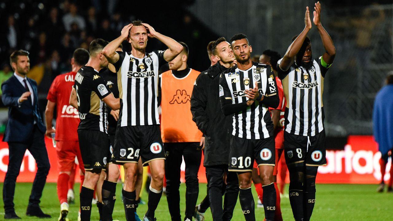 SCO Angers (Ligue 1/Frankreich) - Bildquelle: imago images/PanoramiC
