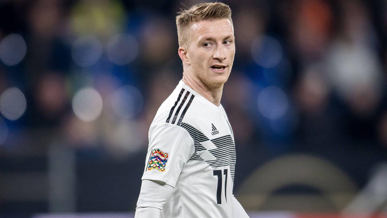 Borussia Dortmund - 6 Spieler - Bildquelle: imago/photoarena/Eisenhuth