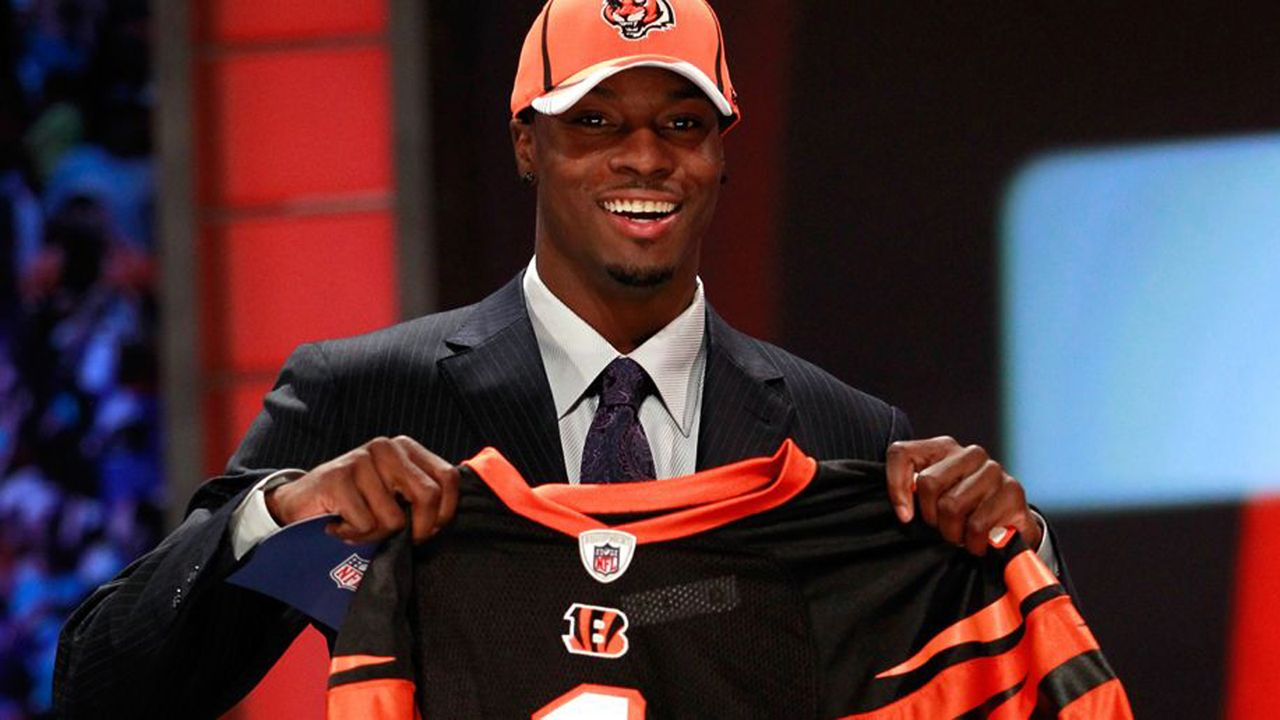 A.J. Green (10 Punkte) - Bildquelle: 2011 Getty Images
