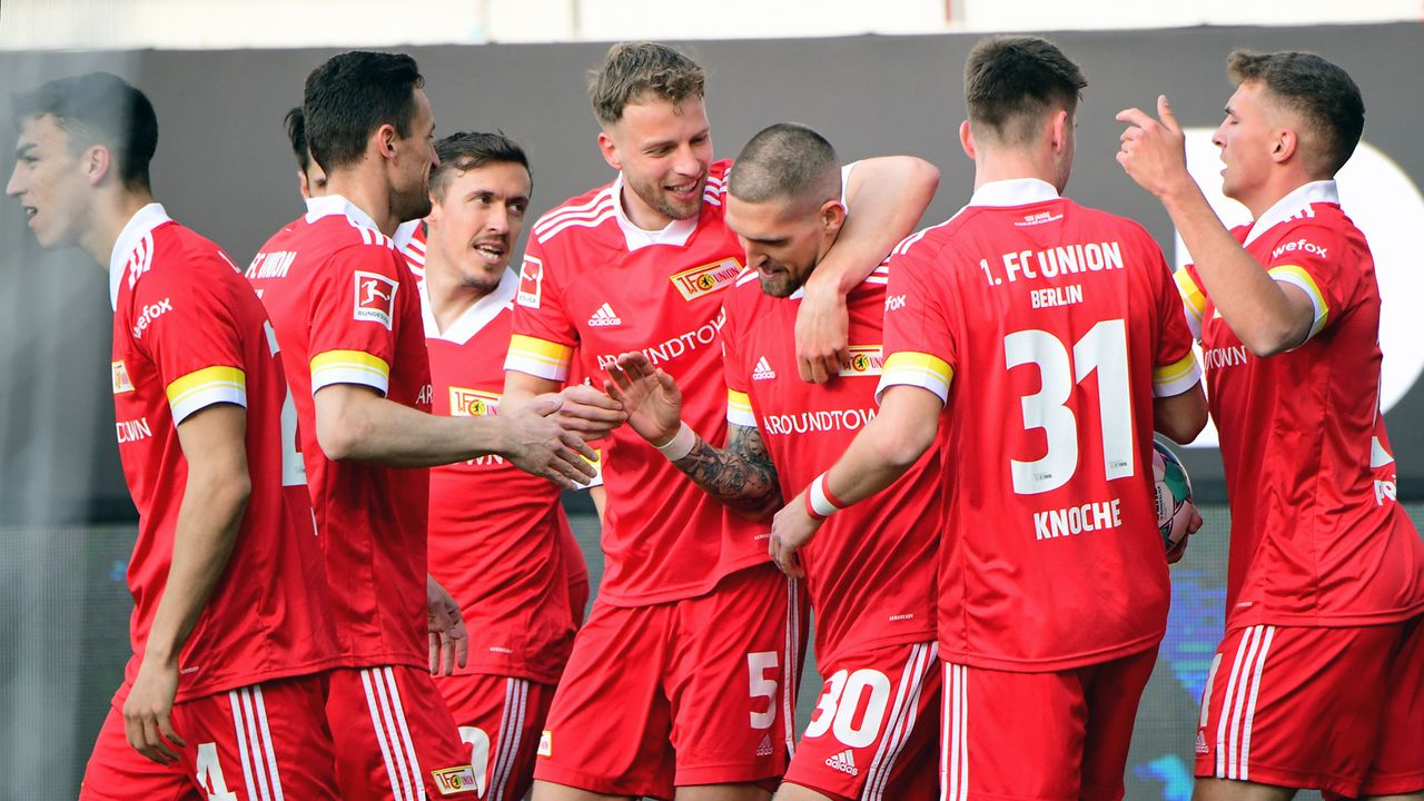 1. FC Union Berlin - Bildquelle: 2021 Getty Images