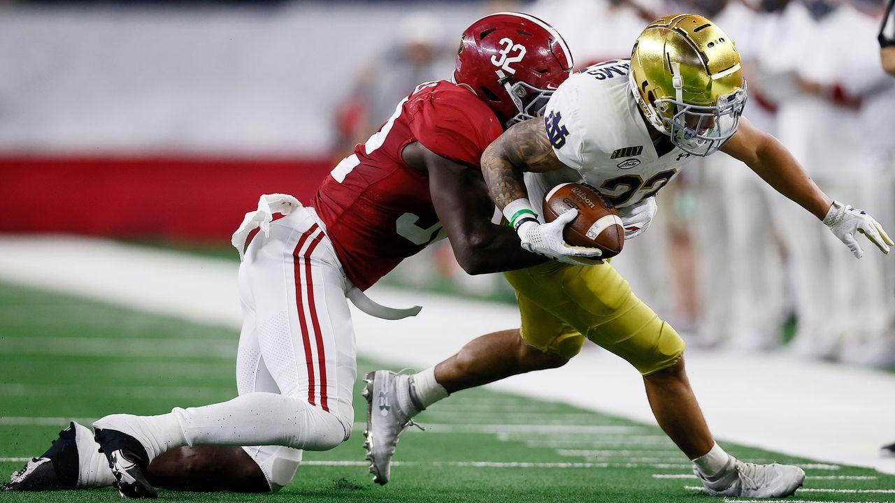 Dylan Moses (LB, Jacksonville Jaguars) - Bildquelle: Getty Images