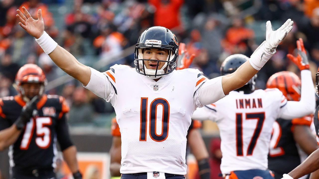 Chicago Bears (Decatur Staleys) - Bildquelle: Getty Images