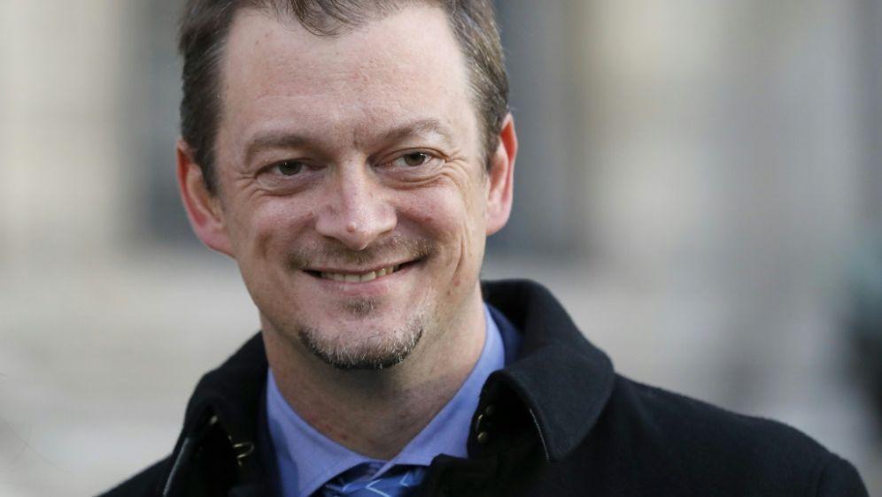 Andrew Parsons (Foto) unterzeichnete für den IPC - Bildquelle: AFPSIDFRANCOIS GUILLOT