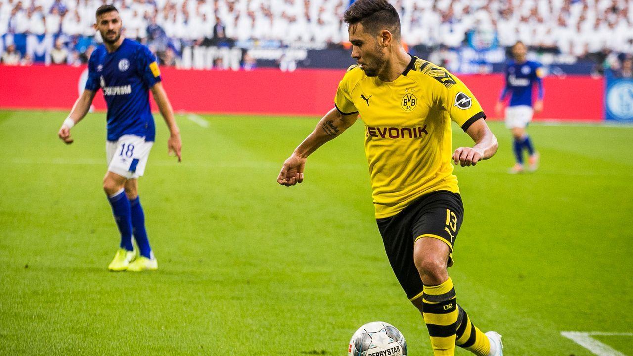 Raphael Guerreiro (Borussia Dortmund) - Bildquelle: imago
