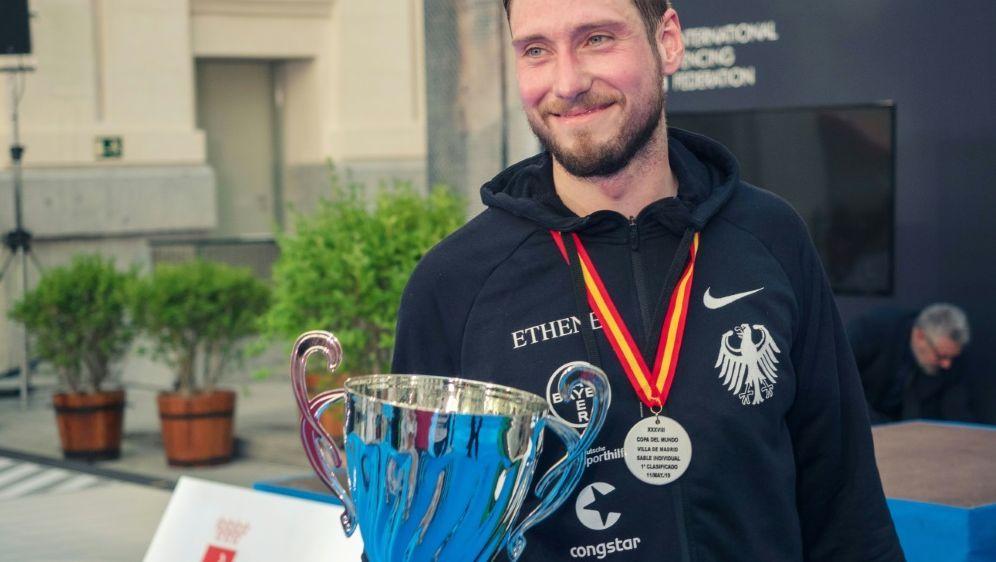 Max Hartung: Athleten werden stärker - Bildquelle: PIXATHLONPIXATHLONSID