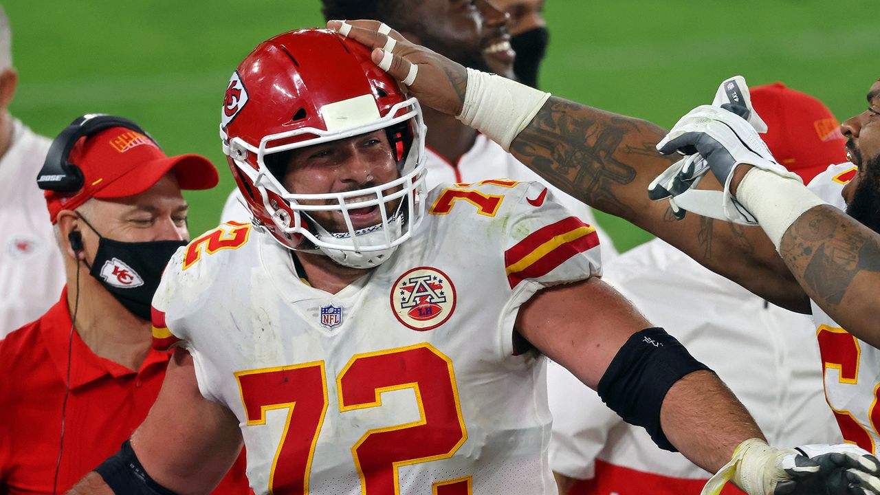 Eric Fisher (Offensive Tackle) - Bildquelle: Getty Images
