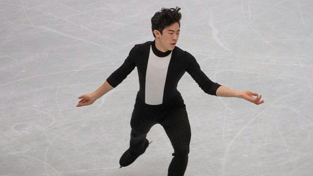 Nathan Chen verteidigt seinen Titel in Saitama - Bildquelle: AFPSIDNICOLAS DATICHE