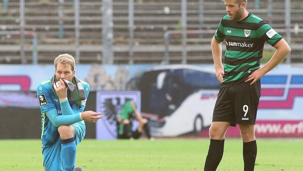 Münster stieg am Samstag in die Regionalliga ab - Bildquelle: FIROFIROSID