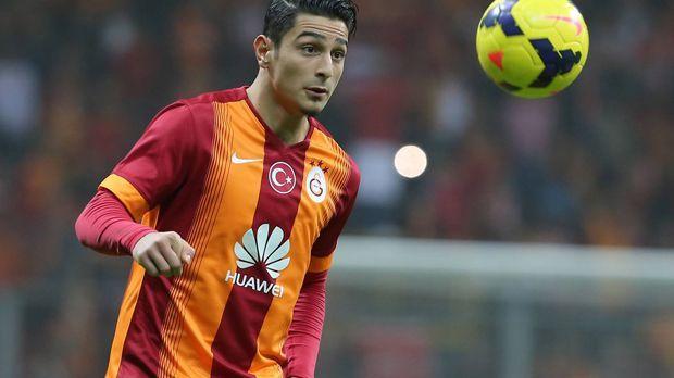 Koray Günter (Galatasaray) - Bildquelle: imago/Seskim Photo