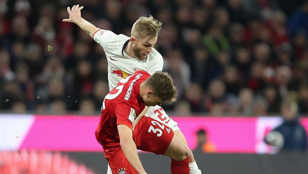 Zwei, die auf ihre Chance im defensiven Mittelfeld warten mussten:Konrad La... - Bildquelle: 2020 Getty Images