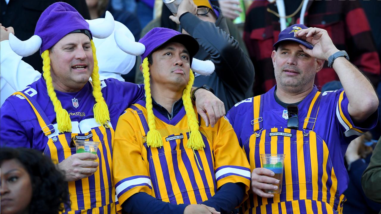 Platz 9: Minnesota Vikings - Bildquelle: Getty Images