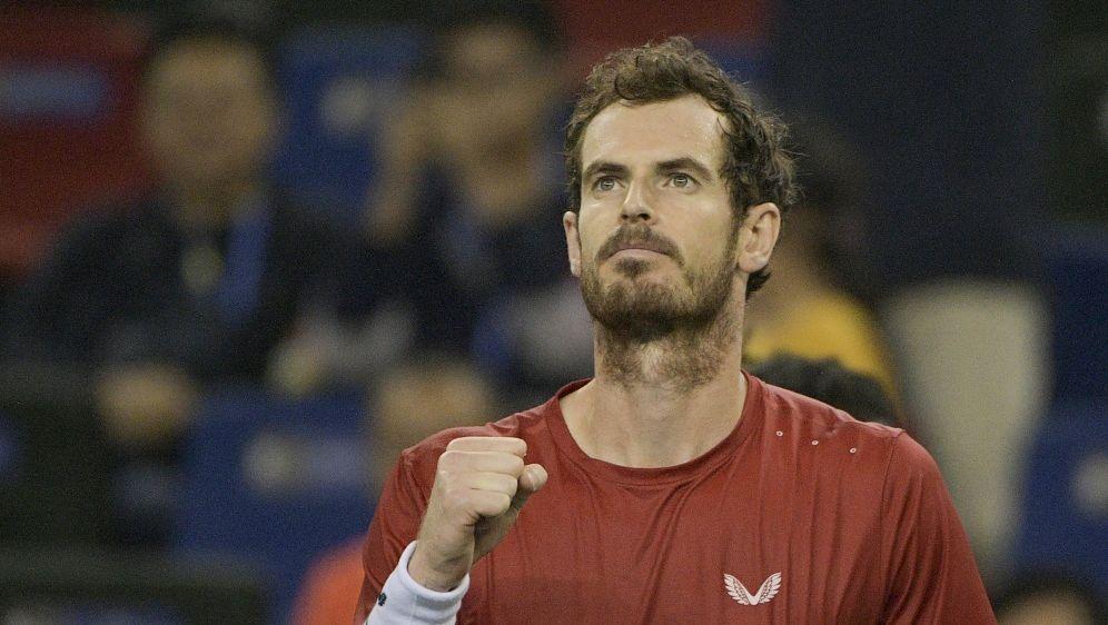 Andy Murray erhält eine Wildcard für die French Open - Bildquelle: AFPSIDNOEL CELIS