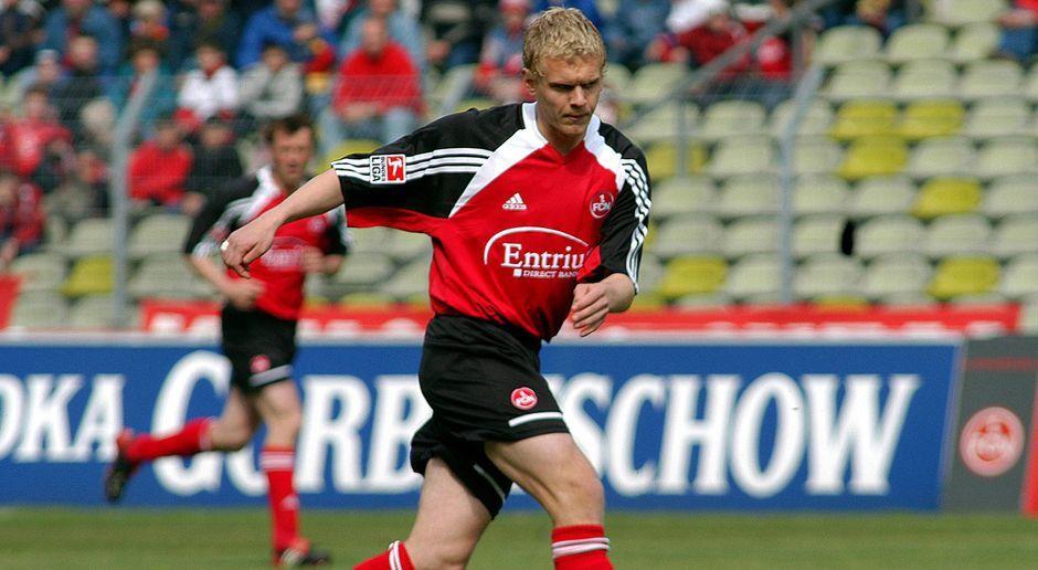 Bank - Abwehr: Andreas Wolf (1.FC Nürnberg) - Bildquelle: imago