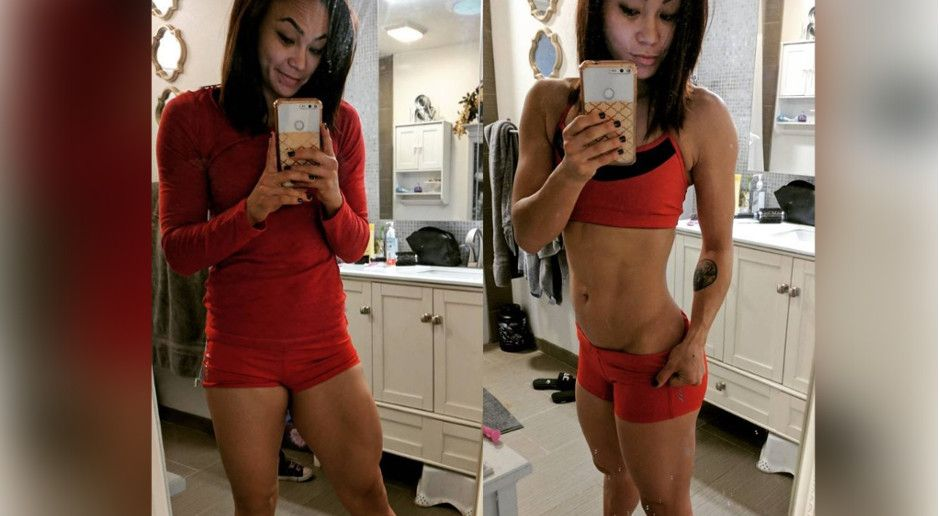 "Michelle Waterson: So sexy ist das ""Karate Hottie"" - Bildquelle: instagram / karatehottiemma"