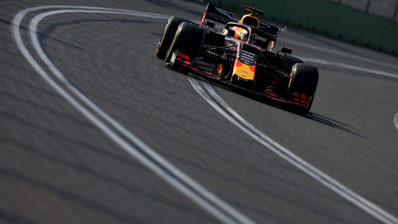 Red Bull hat Kontakt zur Spitze! - Bildquelle: 2019 Getty Images