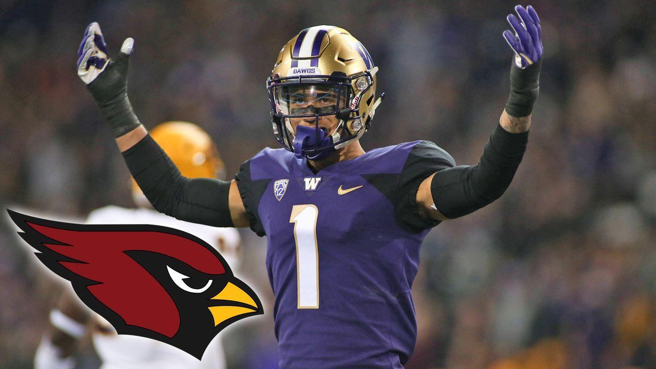 Pick 4: Byron Murphy - Arizona Cardinals - Bildquelle: imago