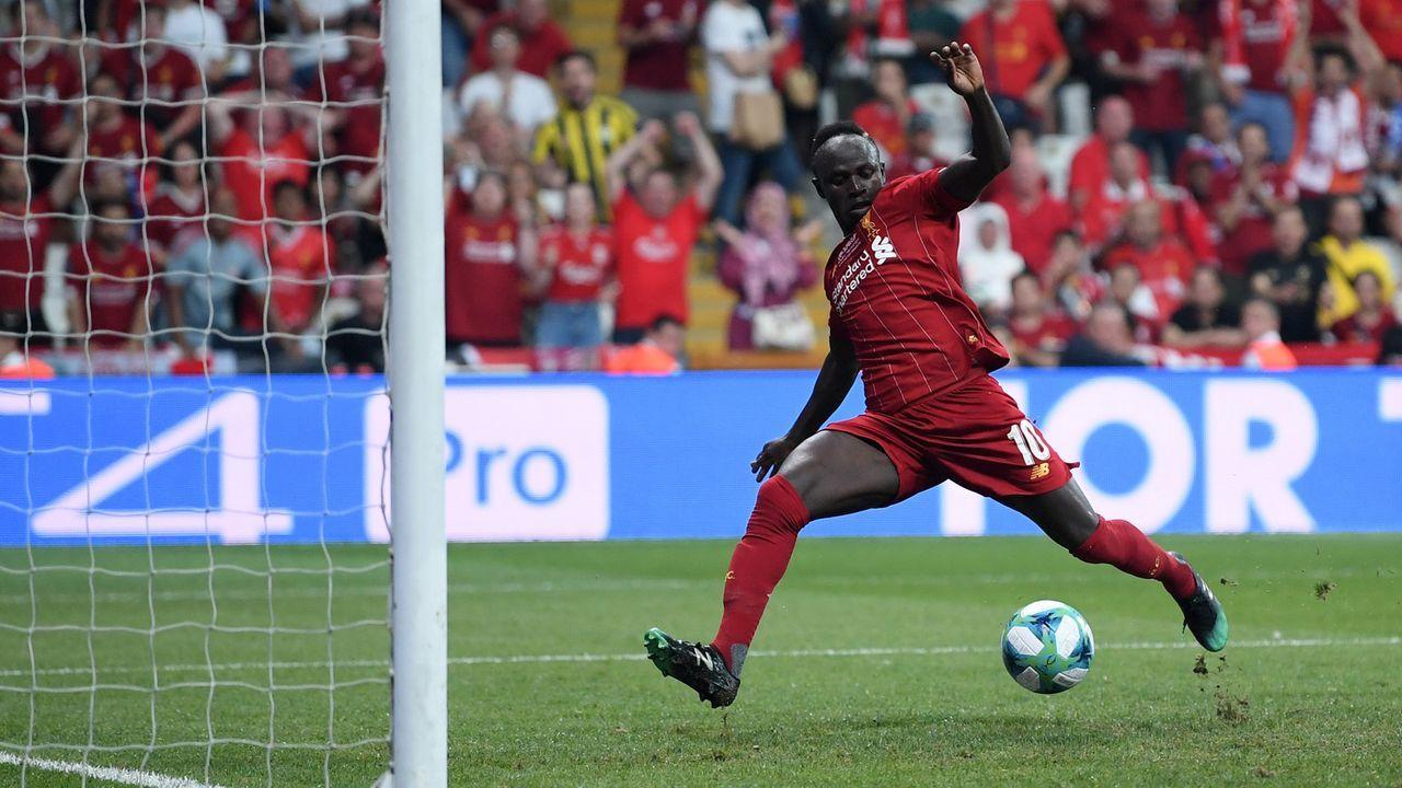 Sadio Mane (FC Liverpool) - Bildquelle: getty