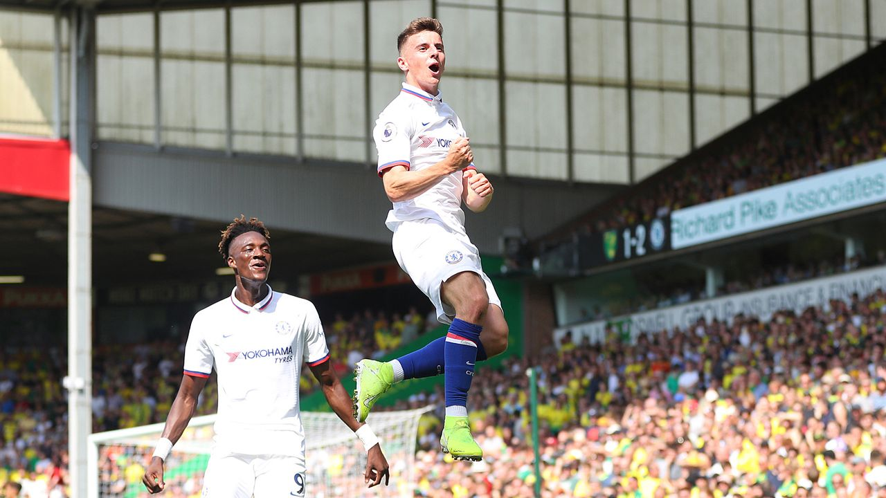 Mason Mount (FC Chelsea)  - Bildquelle: 2019 Getty Images