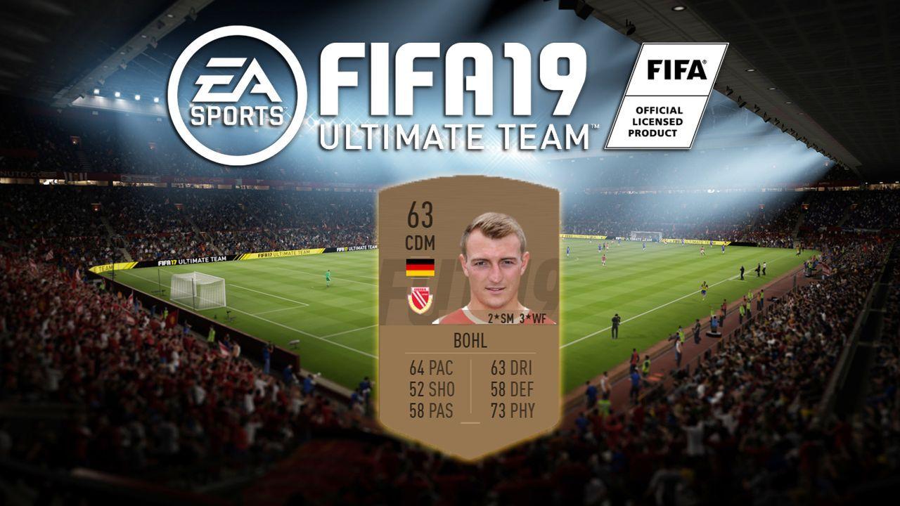 Platz 5: Daniel Bohl (FC Energie Cottbus)  - Bildquelle: EA Sports