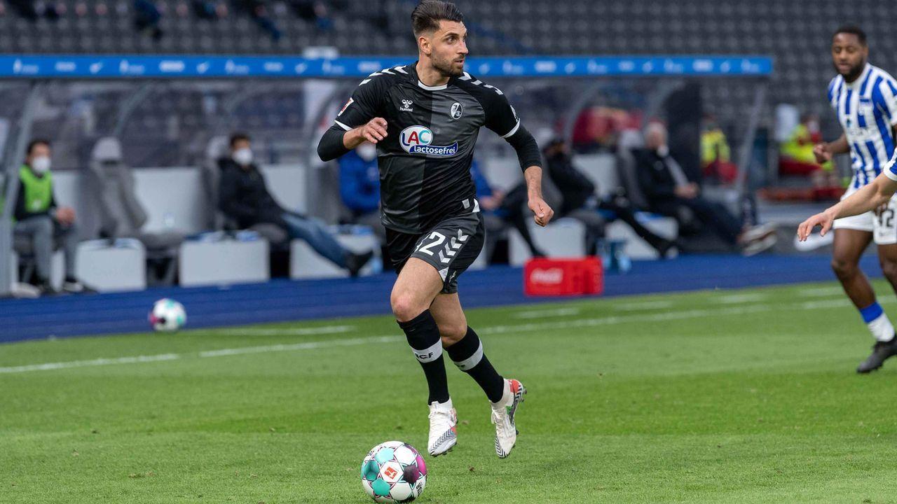 Mittelfeld: Vincenzo Grifo (Italien, SC Freiburg) - Bildquelle: imago images/camera4+