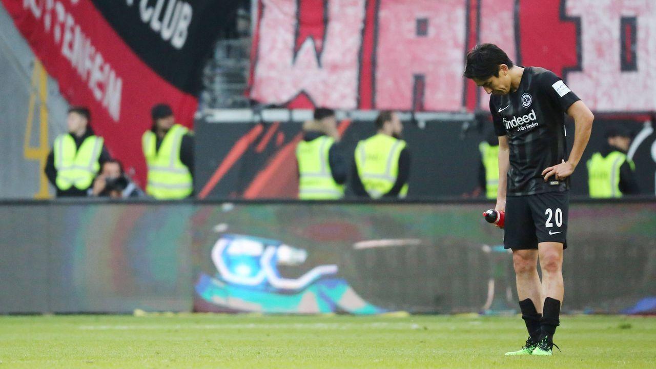 Eintracht Frankfurt - Bildquelle: imago images / Eibner