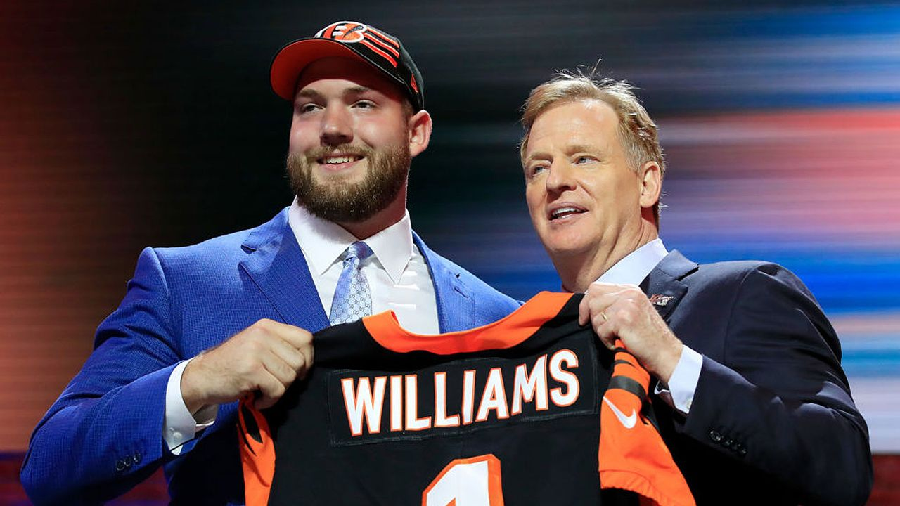 Die Draft Picks der Cincinnati Bengals (10) - Bildquelle: 2019 Getty Images