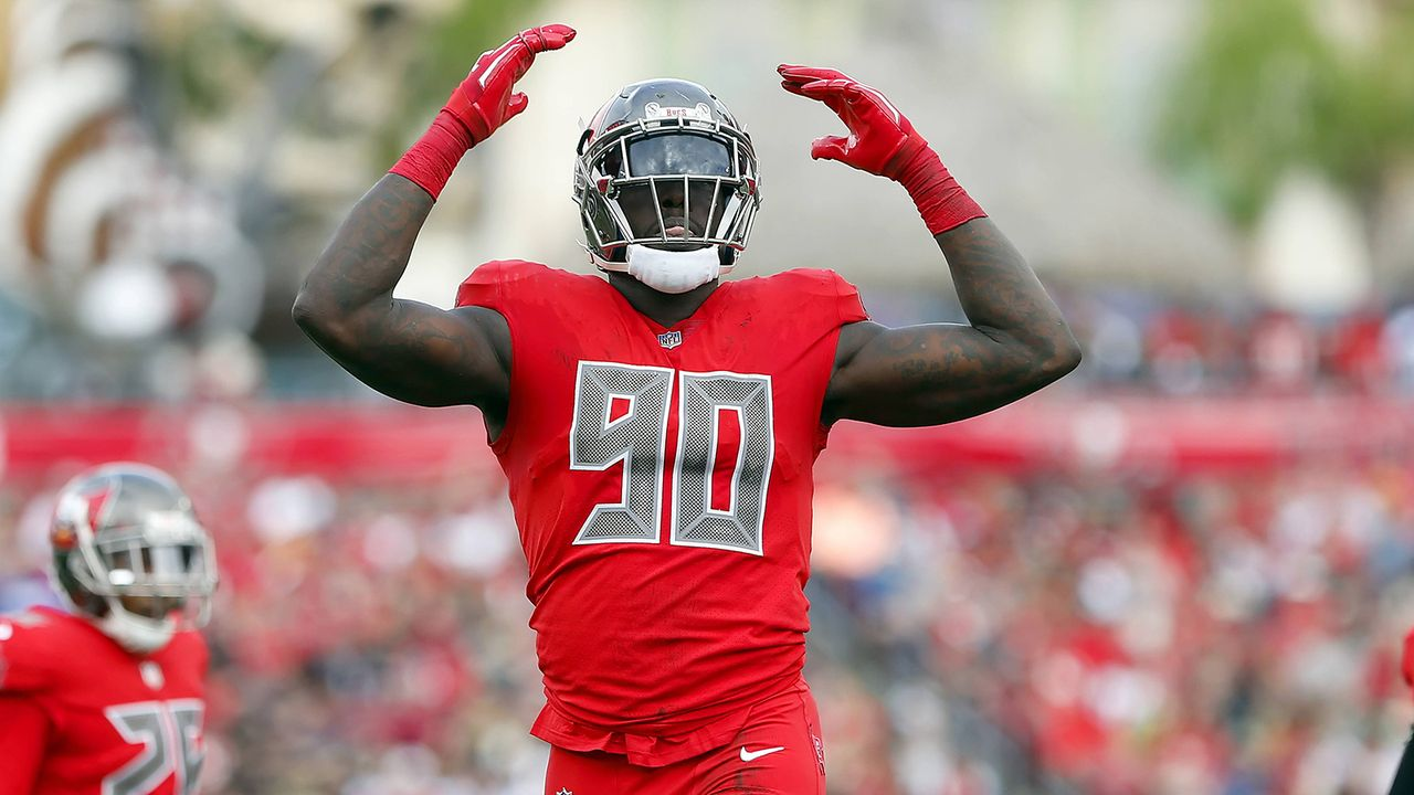 Platz 65: Jason Pierre-Paul - Bildquelle: imago/Icon SMI