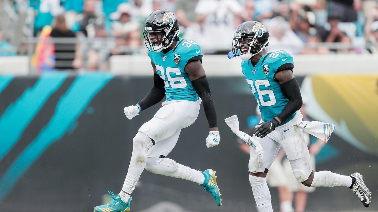 Ronnie Harrison, Safety, Jacksonville Jaguars - Bildquelle: Getty Images