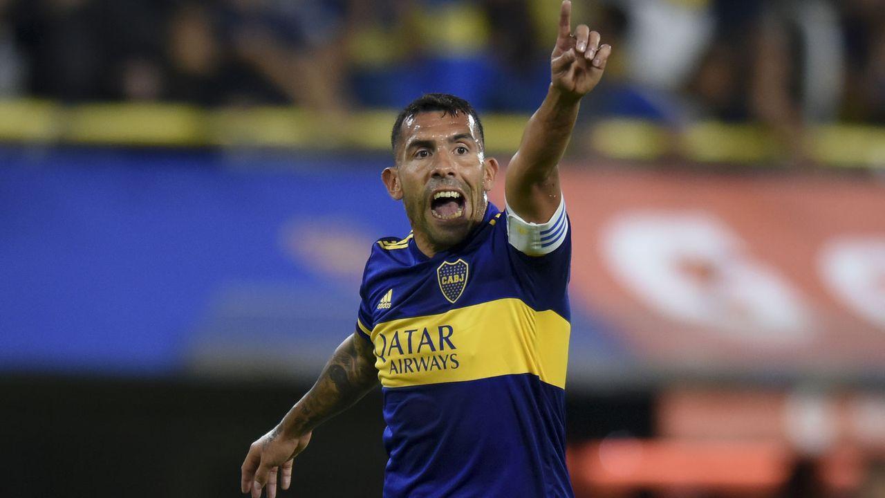 Carlos Tevez (Boca Juniors) - Bildquelle: Getty Images