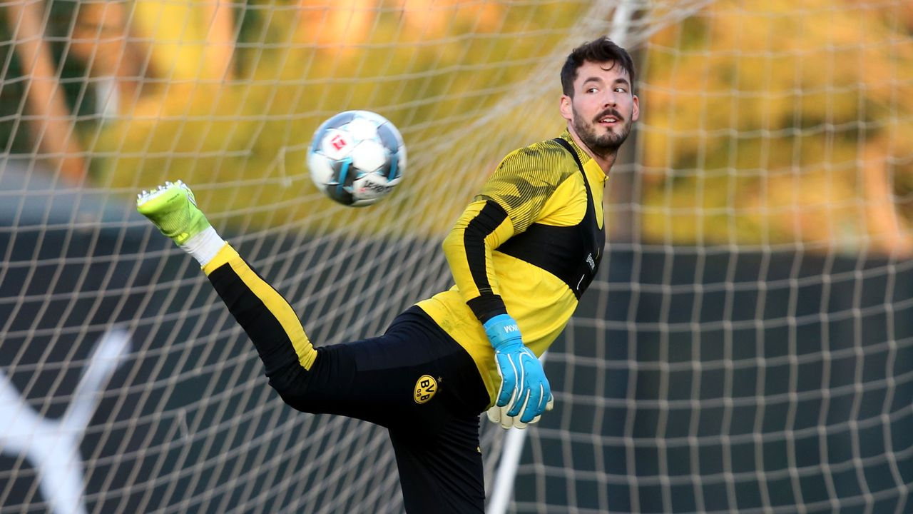 Roman Bürki (Borussia Dortmund) - Bildquelle: 2020 Getty Images