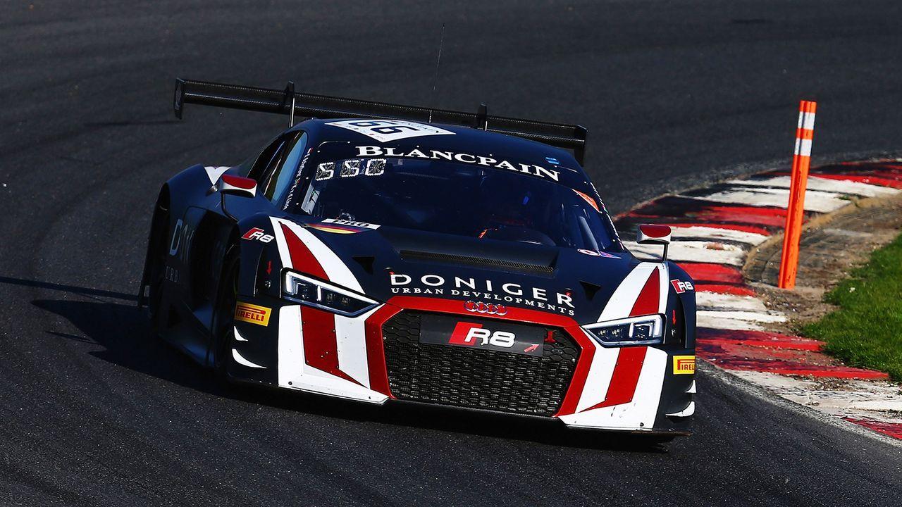 Kelvin van der Linde (Audi R8 LMS GT3/Abt Sportsline) - Bildquelle: Getty Images