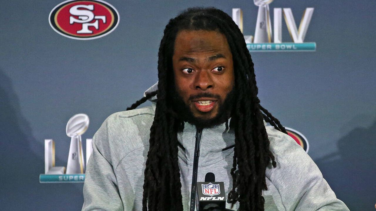 Richard Sherman (San Francisco 49ers) - Bildquelle: imago images/ZUMA Press