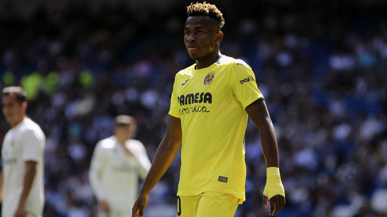 Platz 12 - Samuel Chukwueze (FC Villarreal) - Bildquelle: imago images / ZUMA Press