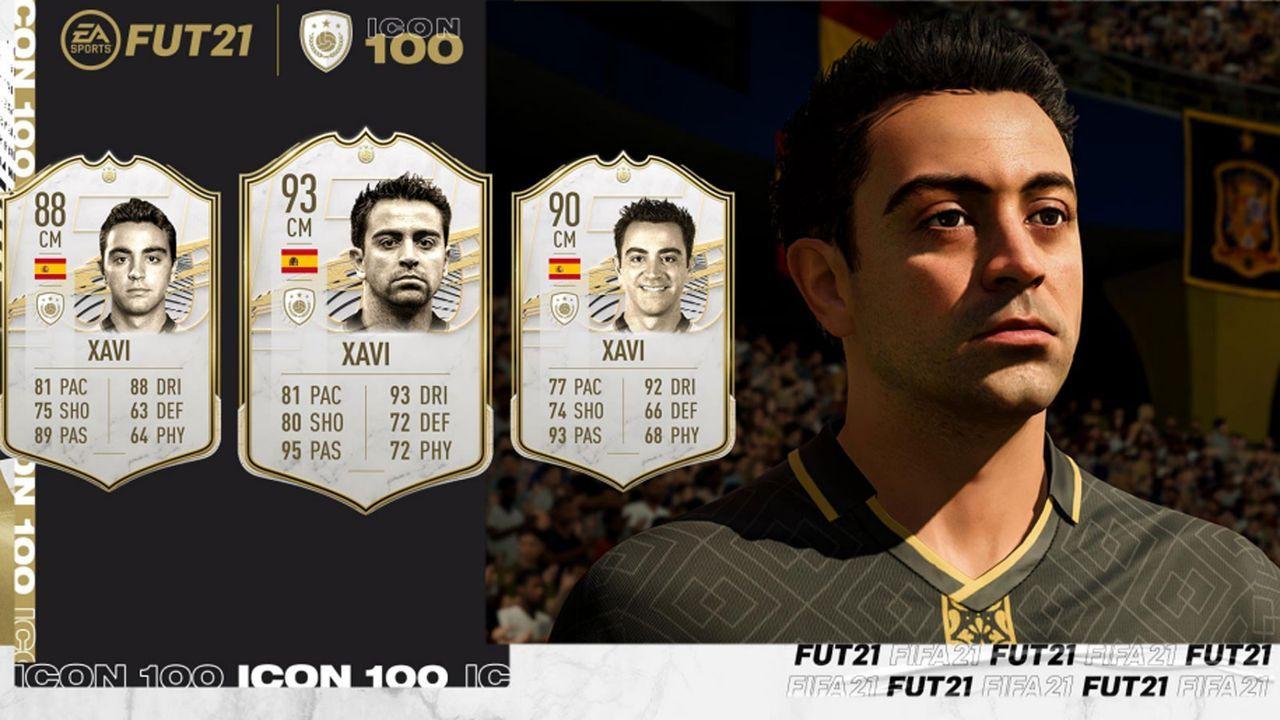 Xavi Hernandez - Bildquelle: EA Sports