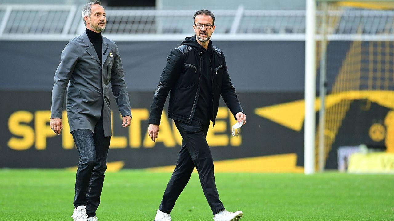 Auch Bobic geht: Keine sportliche Führung mehr - Bildquelle: Imago Images
