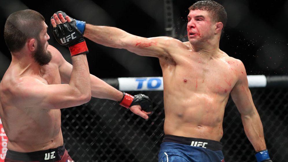 Al Iaquinta (r.) ist derzeit die Nummer acht im UFC-Ranking - Bildquelle: GettyImages
