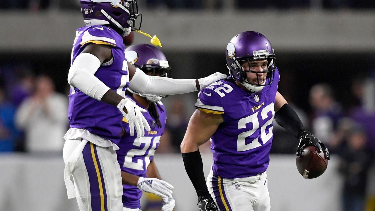4 - Minnesota Vikings - Bildquelle: 2018 Getty Images