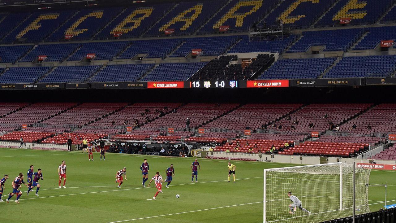 Platz 10: FC Barcelona - Bildquelle: getty