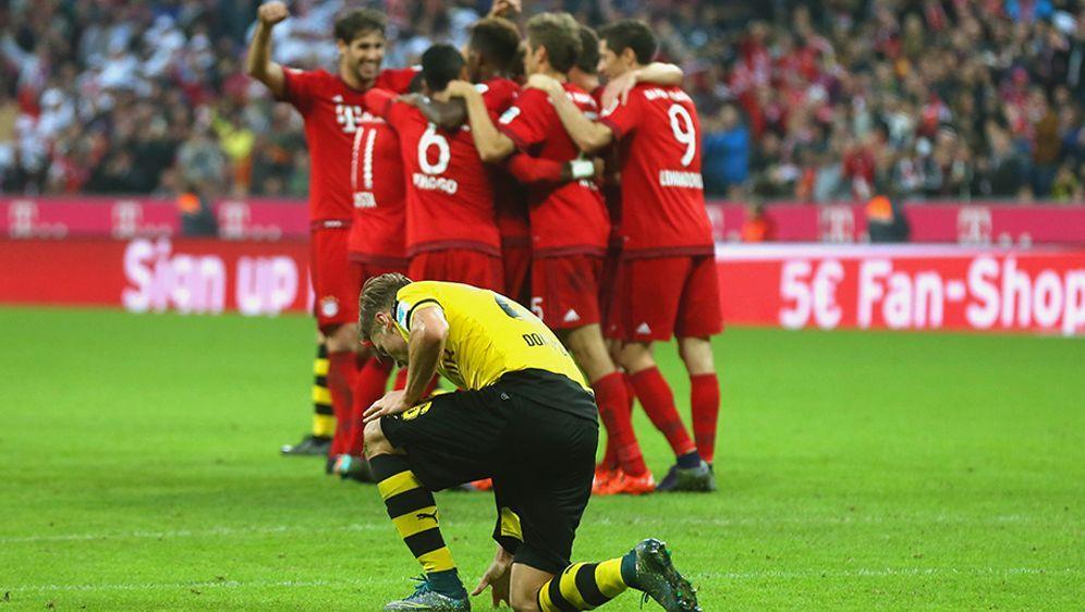 ran an den 34. Spieltag (22.05.2021) der Fußball Bundesliga. - Bildquelle: 2015 Getty Images