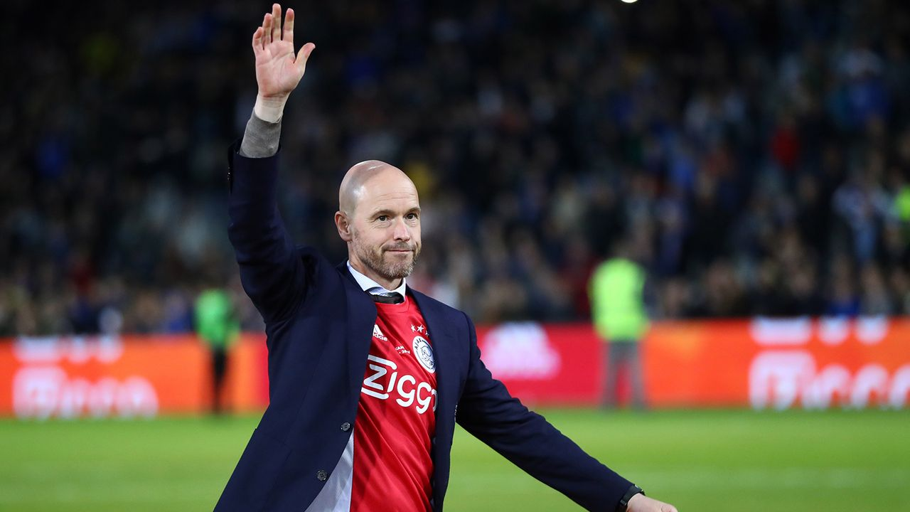 Erik ten Hag - Bildquelle: Getty