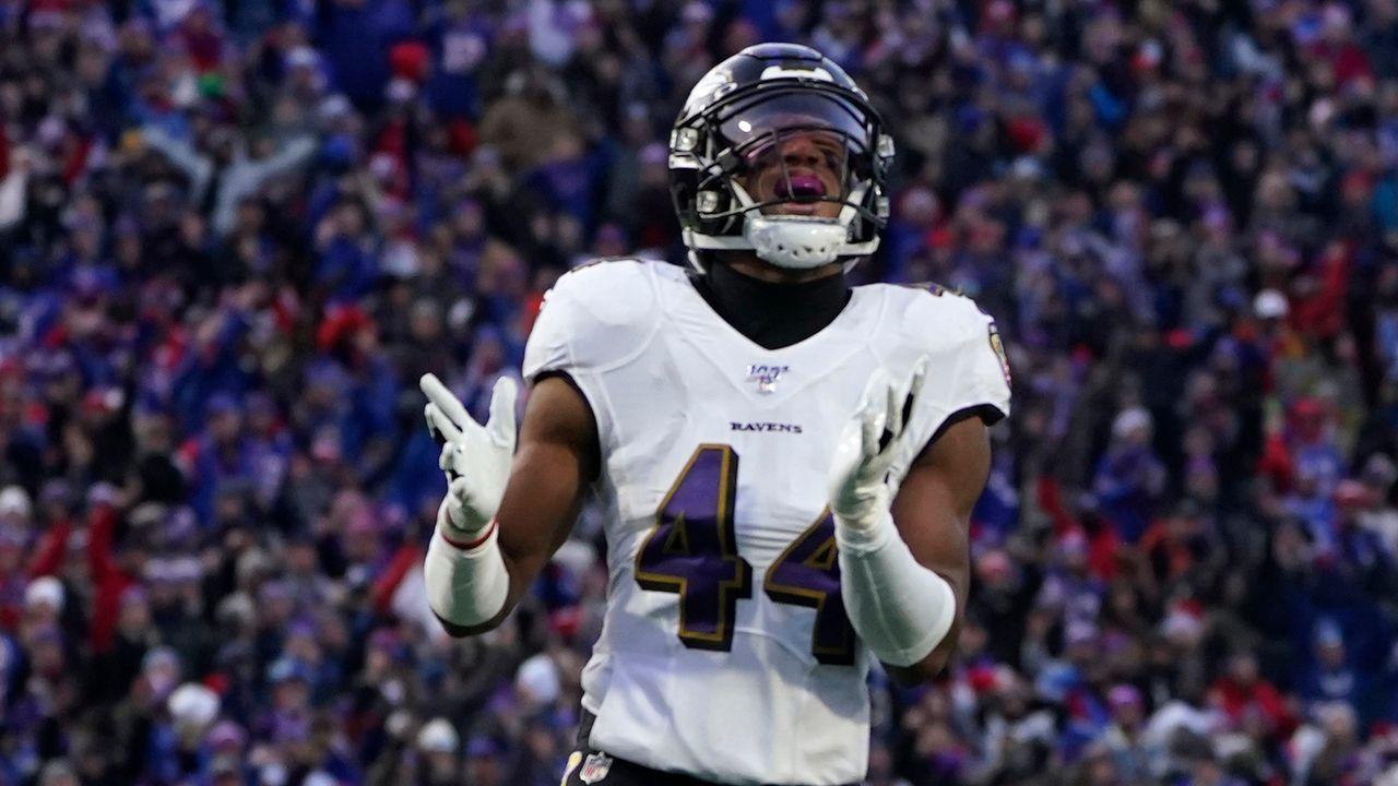 Marlon Humphrey (Baltimore Ravens) - Bildquelle: imago images/Icon SMI