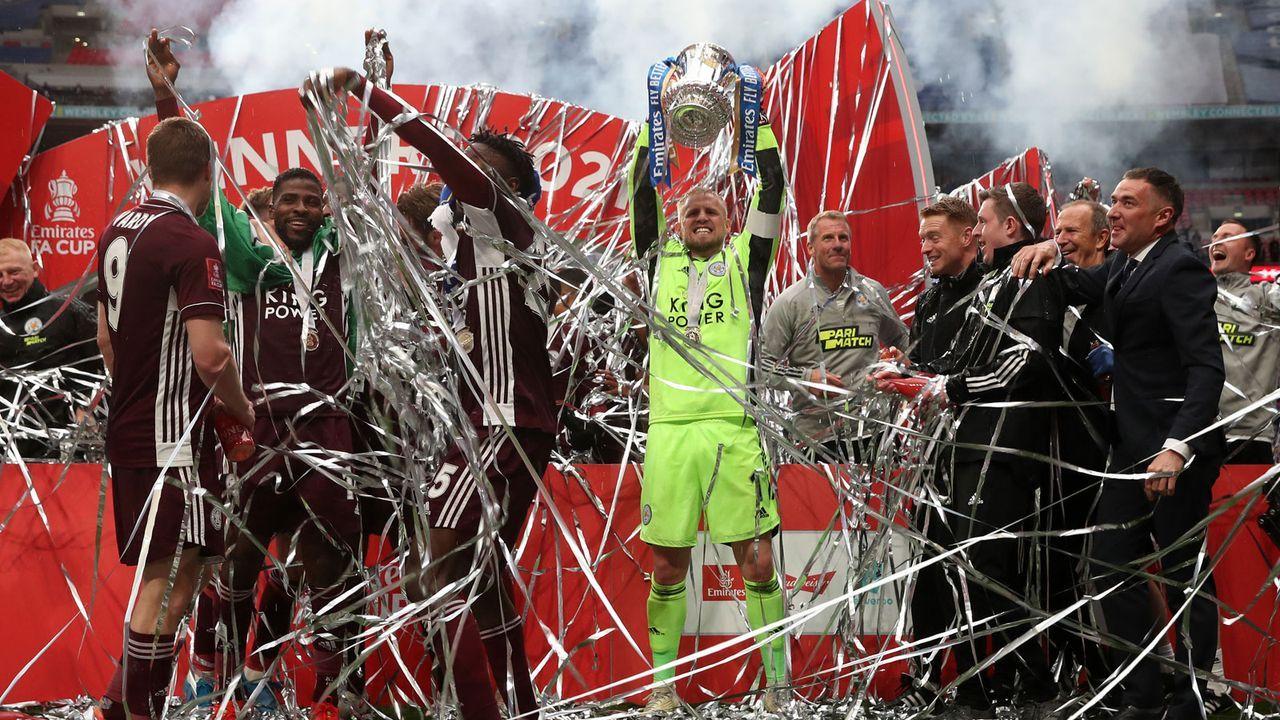 Aussichten von Leicester City - Bildquelle: Getty Images