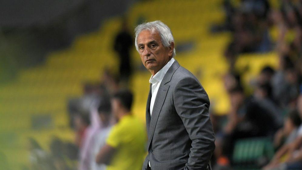 Halilhodzic ist kürzlich beim FC Nantes zurück getreten - Bildquelle: AFPSIDLOIC VENANCE
